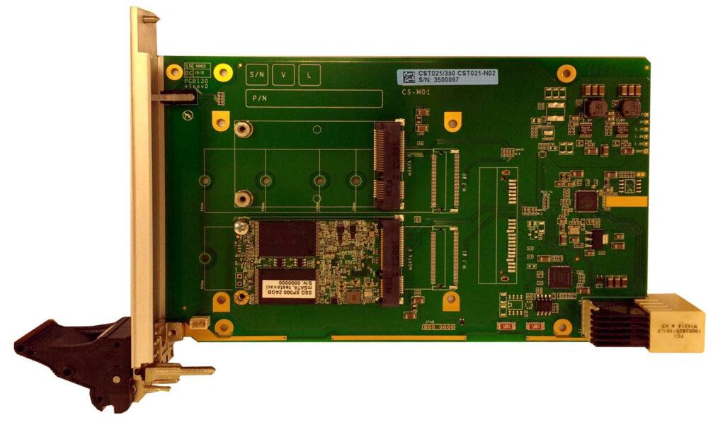 compactPCI CST021-M01-mSATA