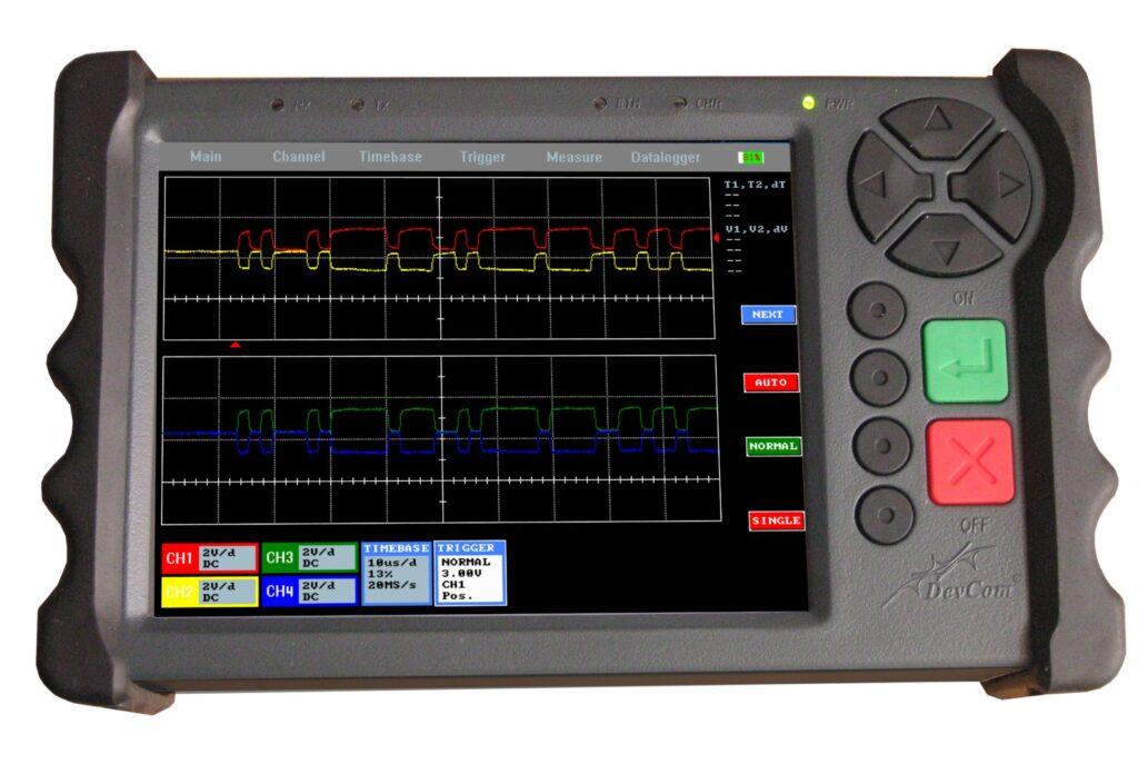 TS Pro Oscilloscope