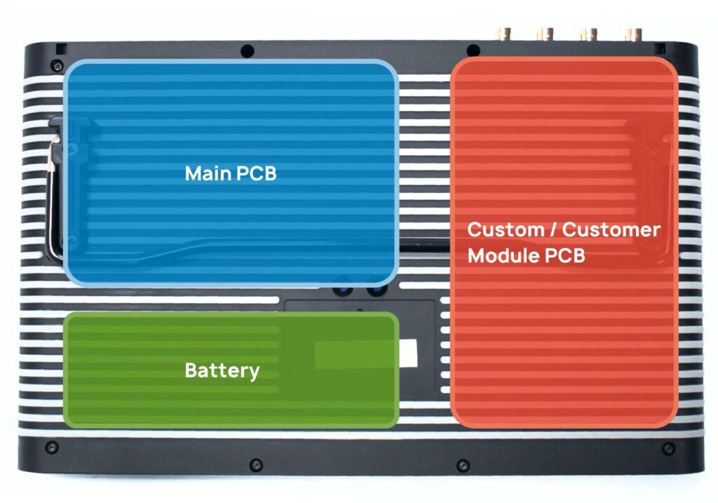 Custom modules on tS02-108